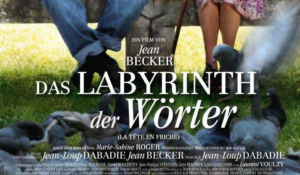 "Einladung zum Film ""Labyrinth der Wörter"", 8. September 2017   B!LL ..."
